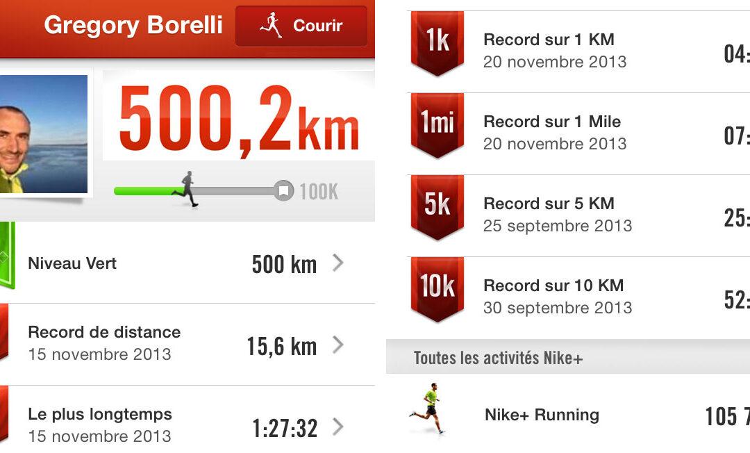 1 an et 500km plus tard